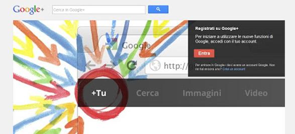 Google sfida i Social con Google Plus